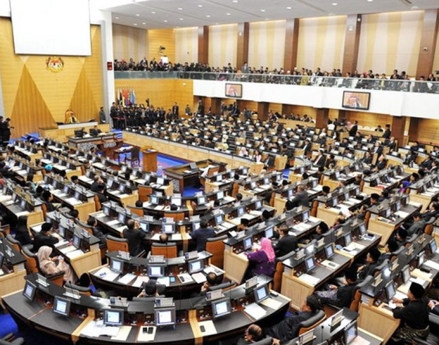 Dewan Negara begins today