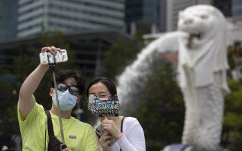 Singapore gets Asia's 1st batch of Pfizer-BioNTech Jab