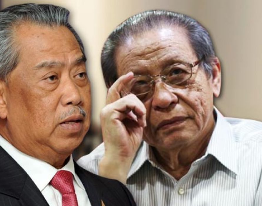 Lim: Muhyiddin is now a weaker Prime Minister