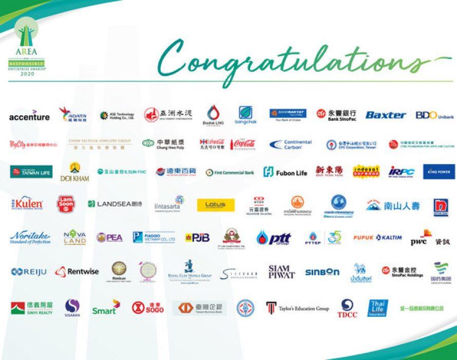 A Decade of Impact: Enterprise Asia Confers Asia Responsible Enterprise Awards to 81 Recipients