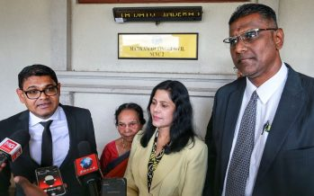 Woman claiming to be Samy Vellu's wife files second bid to be intervenor in Vell Paari's suit