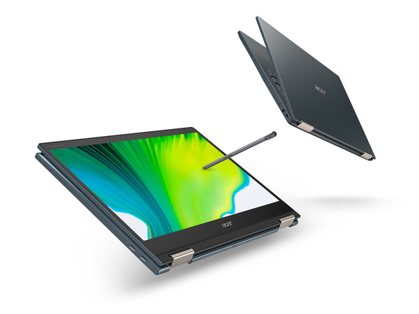 Acer Spin 7 powered by the Qualcomm Snapdragon 8cx Gen 2 5G compute platform