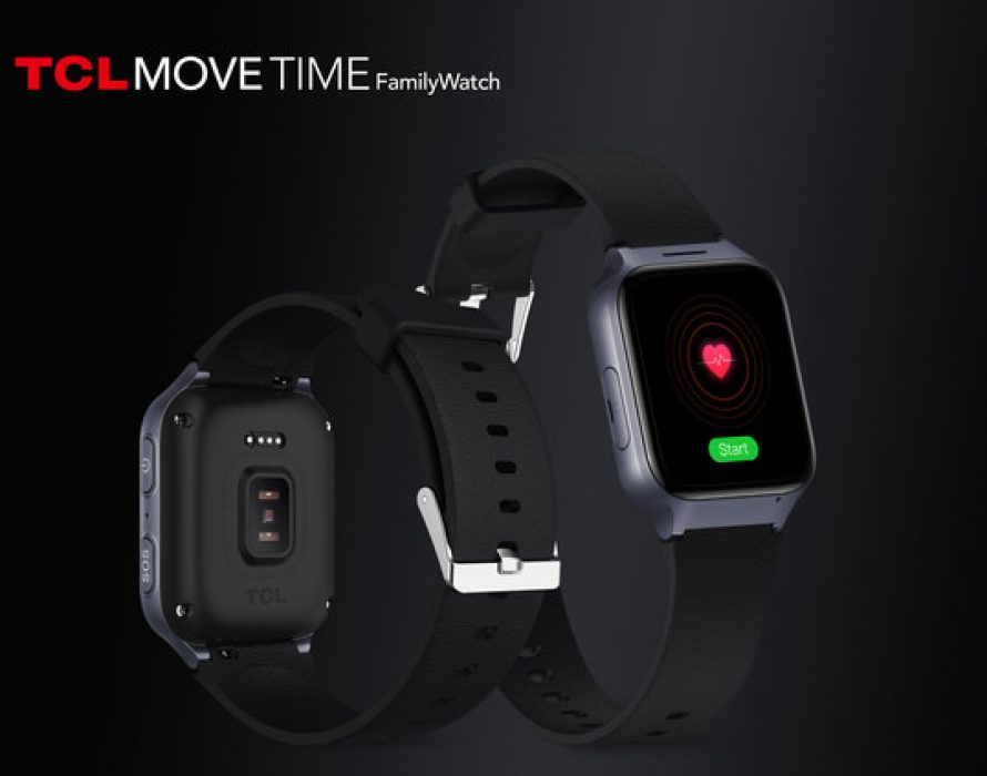 As More Seniors Look to Age Independently, TCL Unveils the MOVETIME Family Watch to Help Keep Seniors Connected