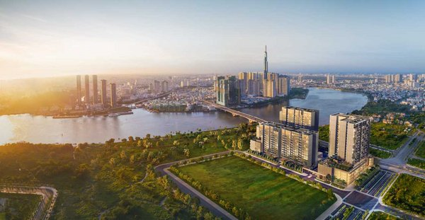 """Asia Bankers Club, Ashton Hawks and Golden Emperor Properties have been appointed as Hong Kong's sole and exclusive agents of """"The River Thu Thiem"""", a luxury residential property in Ho Chi Minh City developed by City Garden JSC in partnership with Swire Properties."""