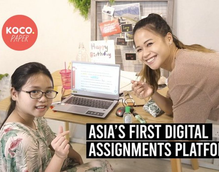 Asia's First-Ever Digital Assignments Platform That Mimics the Experience of Doing Homework Online, Launches in Indonesia