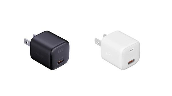 AUKEY Launches its First 20W Power Delivery Wall Charger