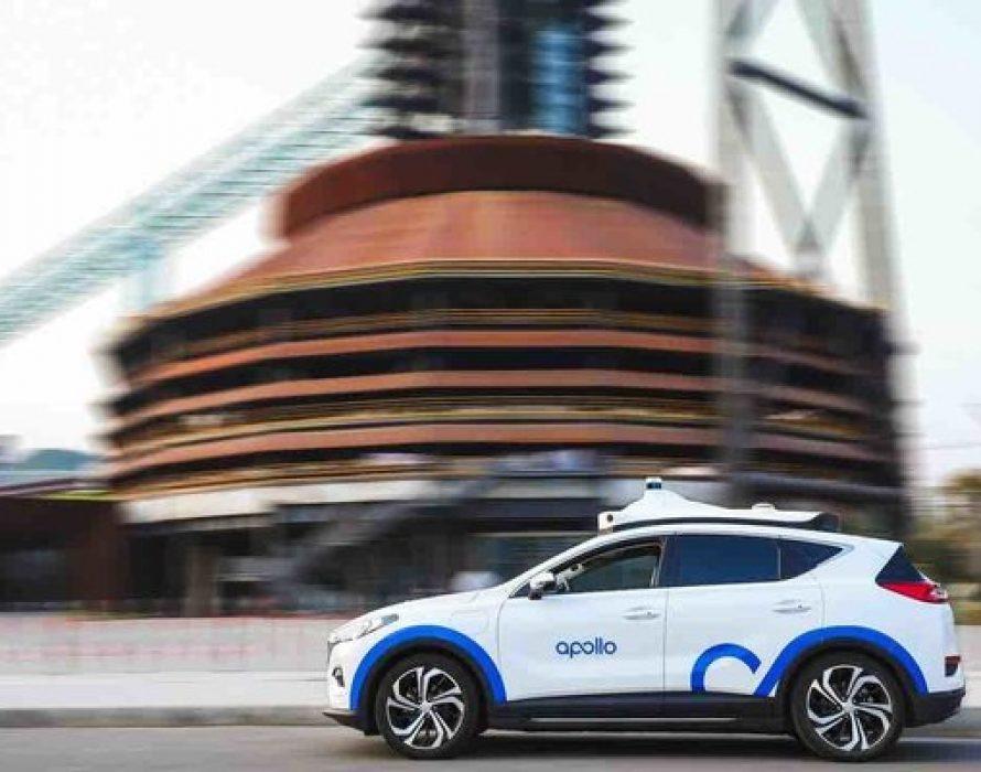 Baidu Apollo Showcases Fully Automated Driving Capability at Baidu World 2020