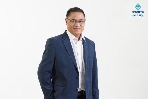 M.L. Jiraseth Sukhasvasti, President and CEO of Bangkok Life Assurance PCL