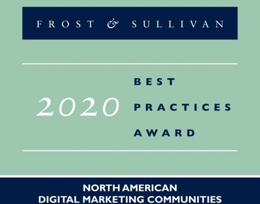 BrightTALK Commended by Frost & Sullivan for Addressing the Needs of Both Content and Demand Marketers with its Virtual Events Platform