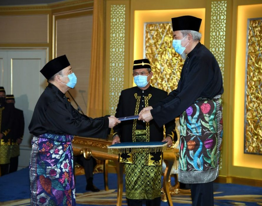 Hajiji's appointment proves GRS cares for future of Sabah