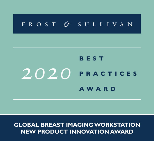 2020 Global Breast Imaging Workstation New Product Innovation Award