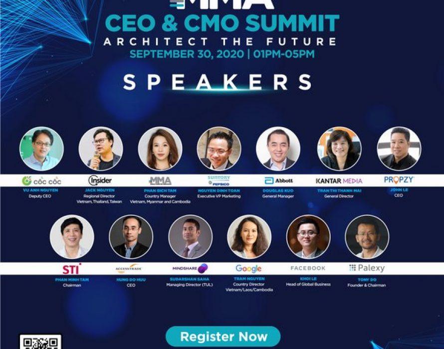 CEO & CMO Summit Vietnam 2020 – Architect the Future of Marketing
