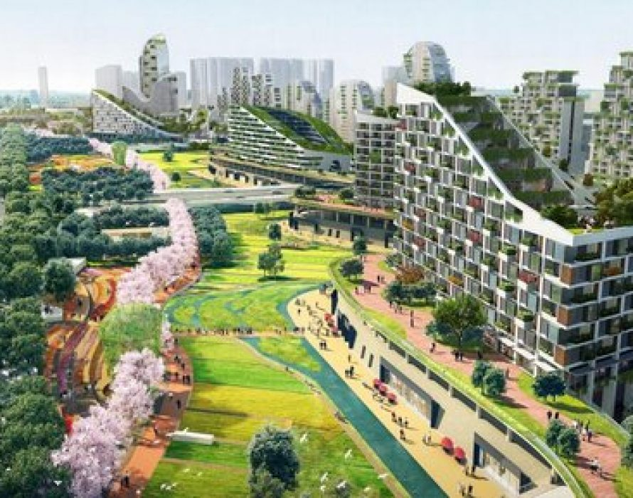 """Chengdu Hi-tech Zone: Attracting Trendsetters from All Over the World for a """"Trendy Idea • Mountain Community"""" in the Park City"""