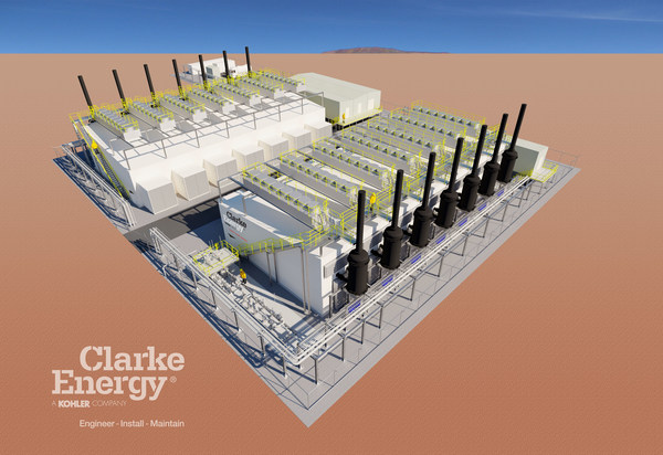 Alinta Energy's gas-fired Newman Power Station to be expanded by Clarke Energy
