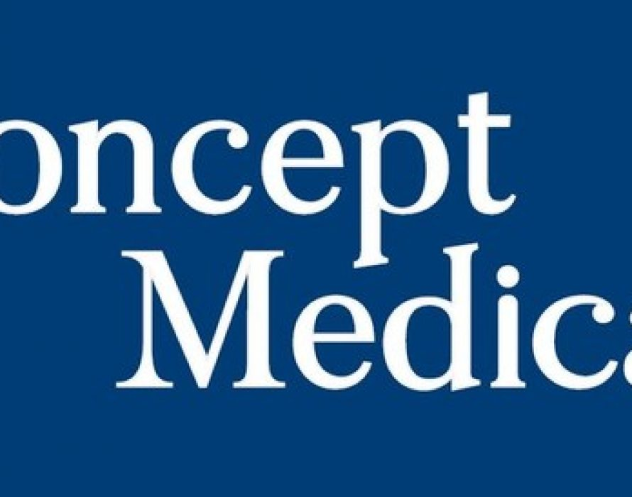 Concept Medical announces index patient enrolment in world's first Randomized Controlled Trial with Sirolimus Coated Balloon for the treatment of Superficial Femoral Artery (SFA) in Peripheral Artery Disease