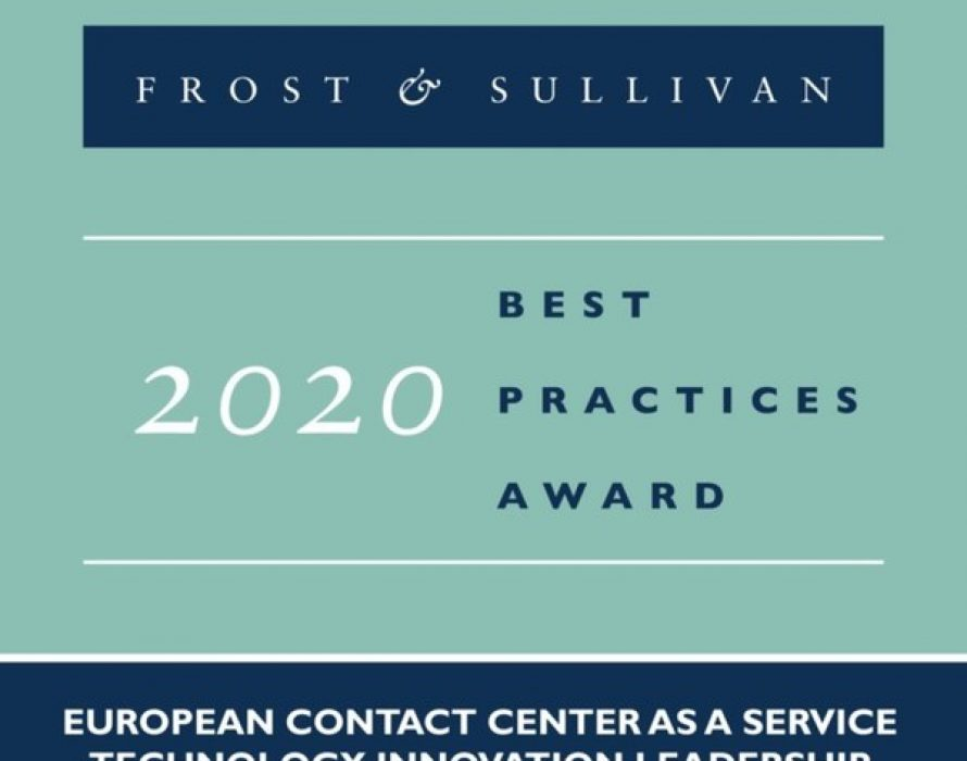 Content Guru Commended by Frost & Sullivan for Offering Superior Customer Engagement with its Advanced CCaaS Solutions