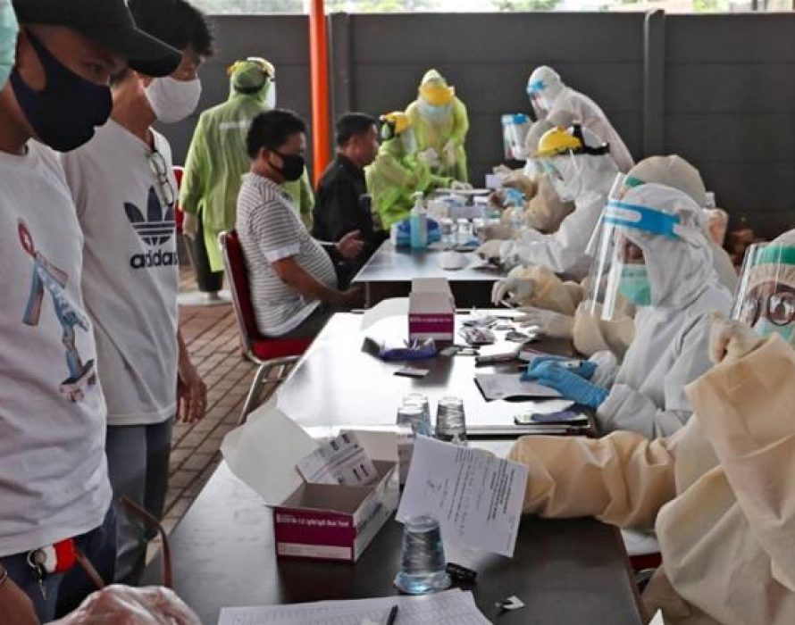 Indonesia's COVID-19 tally rises to 172,053, death toll at 7,343