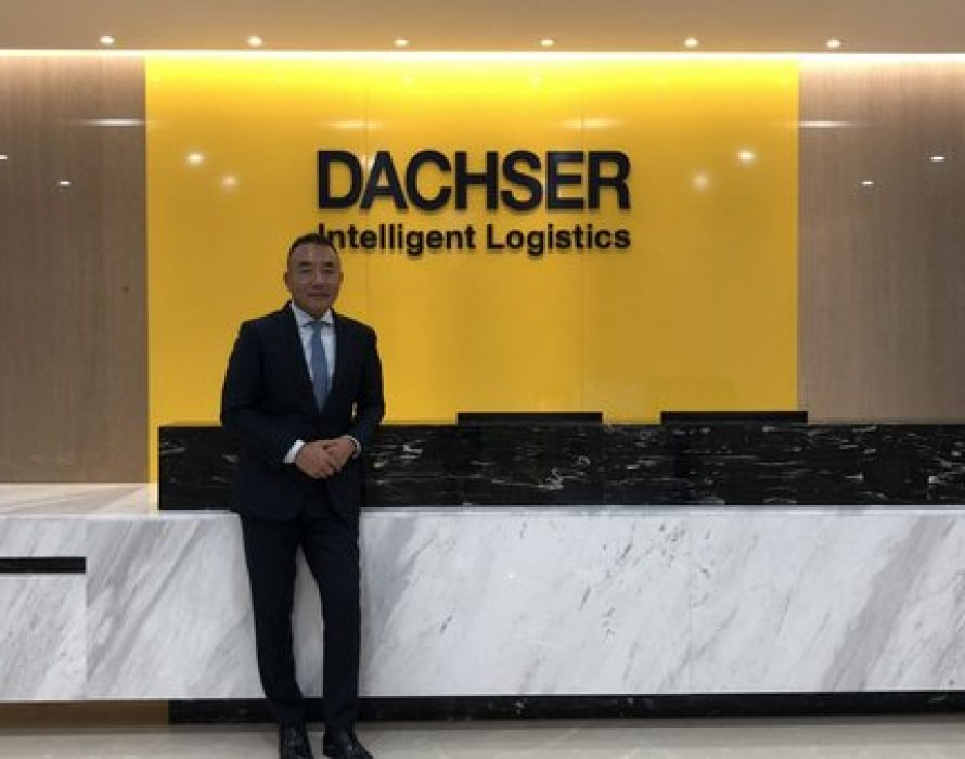 Dachser Shenzhen moved to new premises