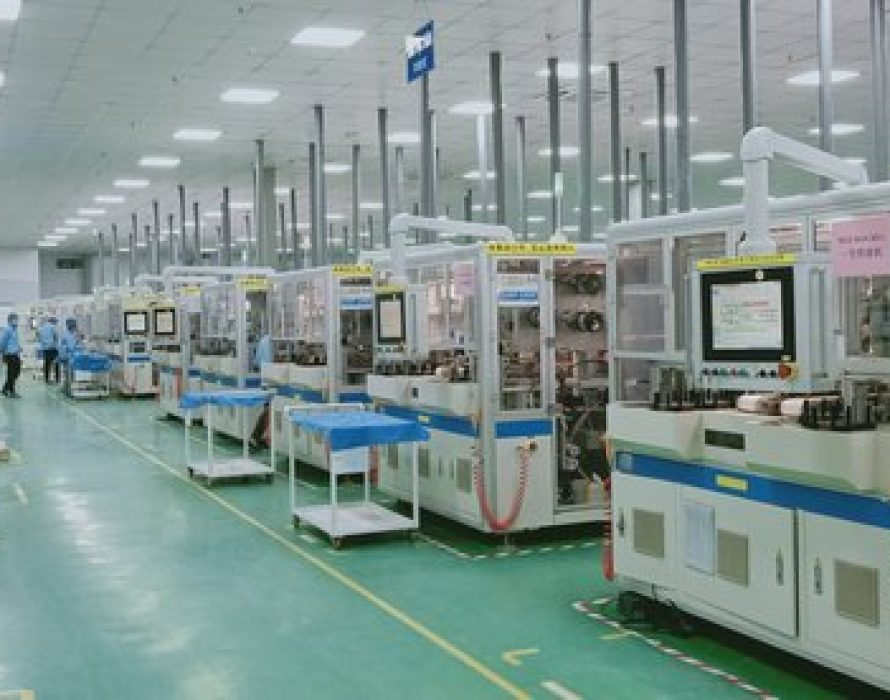 Dehui's newly-constructed, fully automatic cell and module lines in Vietnam produces modules with reported efficiency of 22.5%
