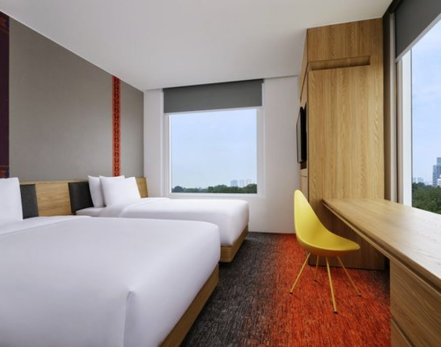 Design-led Aloft Hotels Continues to Expand in Indonesia with the Opening of Its Second Hotel in the Bustling Capital of Jakarta, Indonesia
