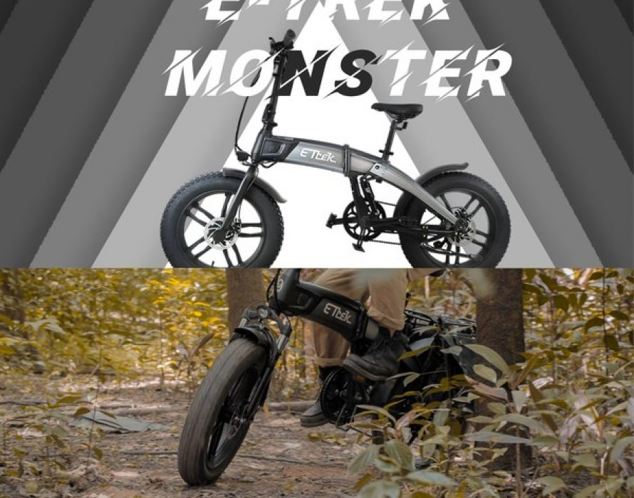 E-Trek Technology will finally launch their Off-Road Bike on Indiegogo this September