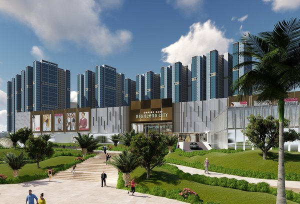 "Empire East Highland City is Empire East's newest 24-hectare development to rise as the ""first elevated city"" along Felix Avenue in Pasig-Cainta, Philippines."