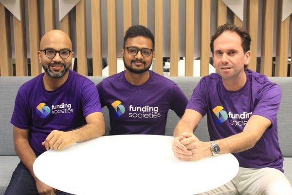 Left to Right: Nihit Nirmal (CPO), Ishan Agrawal (CTO), Frank Stevenaar (CFO)