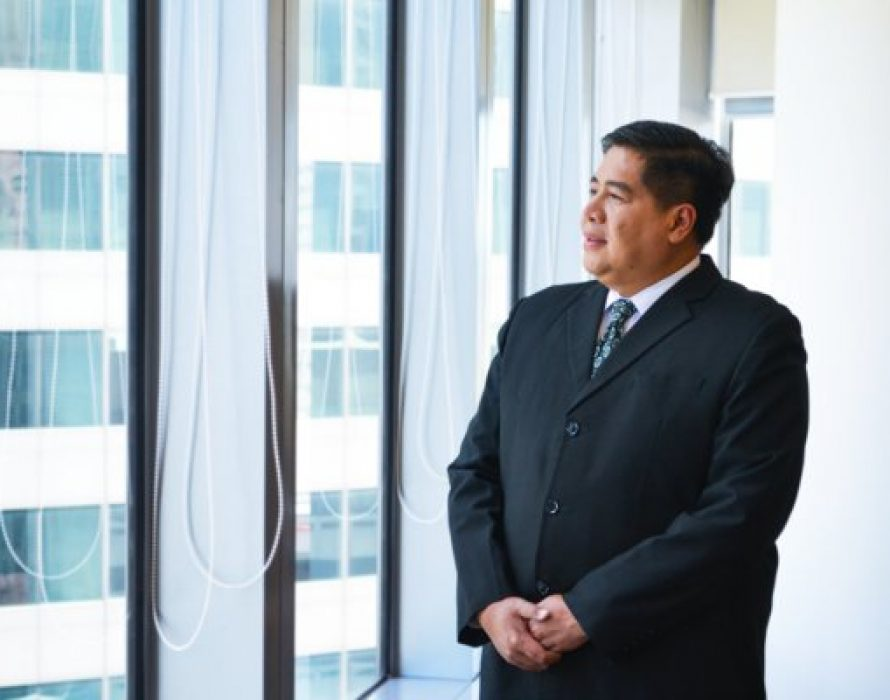 GBP President honored as an Outstanding Leader in Asia
