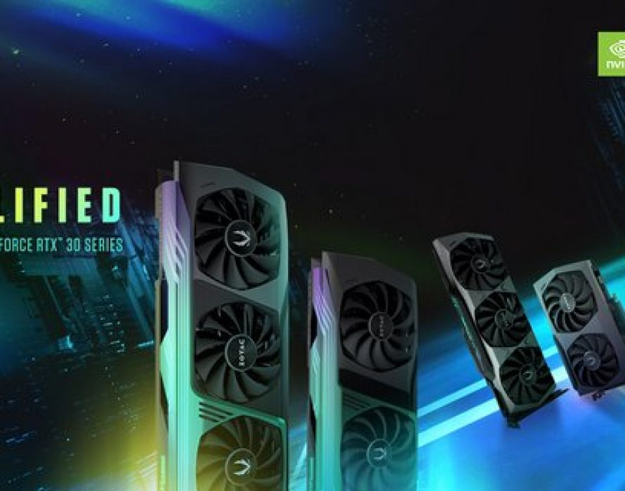 Get Amplified with ZOTAC GAMING GeForce RTX 30 Series