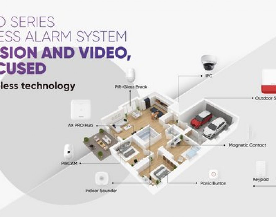 Hikvision launches AX PRO for comprehensive wireless alarm solutions