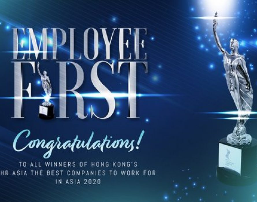 HR Asia Announces Hong Kong's Best Companies to Work For in Asia