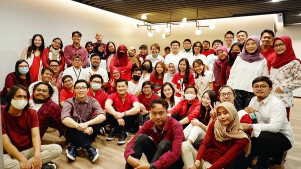 Waresix Team at Waresix Office