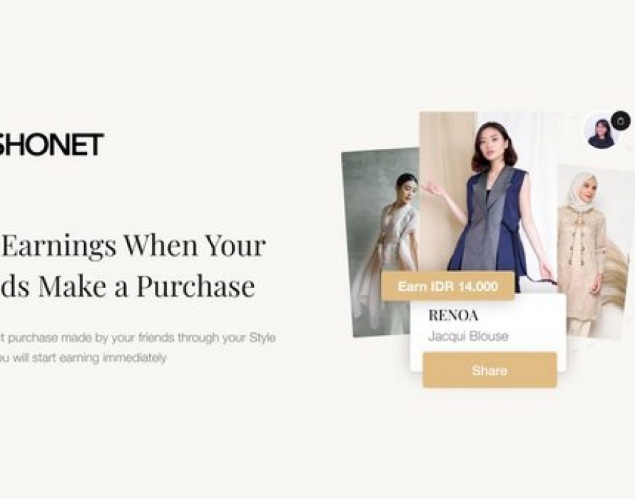 Indonesian Start Up the Shonet, Launches Social Commerce Providing New Stimulus for Fashion and Beauty Players to Survive the Pandemic Period