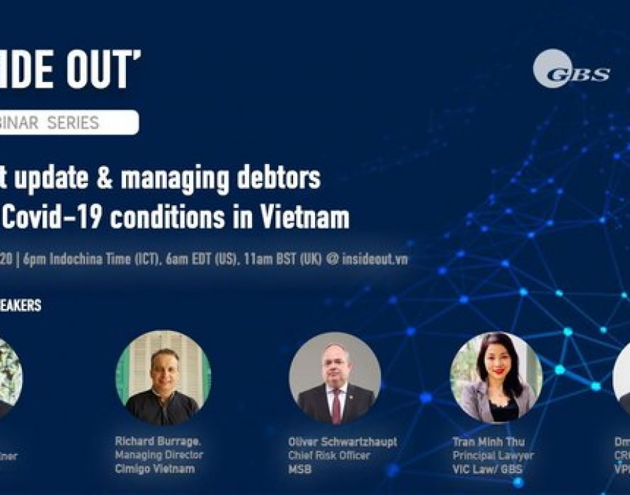 Inside Out and Vietnam Insider partner in business briefings to provide insights into Vietnam's post-COVID investment opportunities, legal and operational landscape