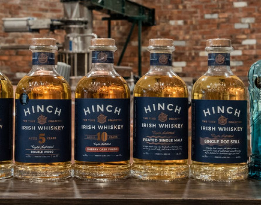Irish Distillery Hinch Strikes Deal With Major US Distributor