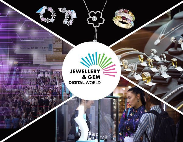 Jewellery & Gem Digital World gears up for October debut
