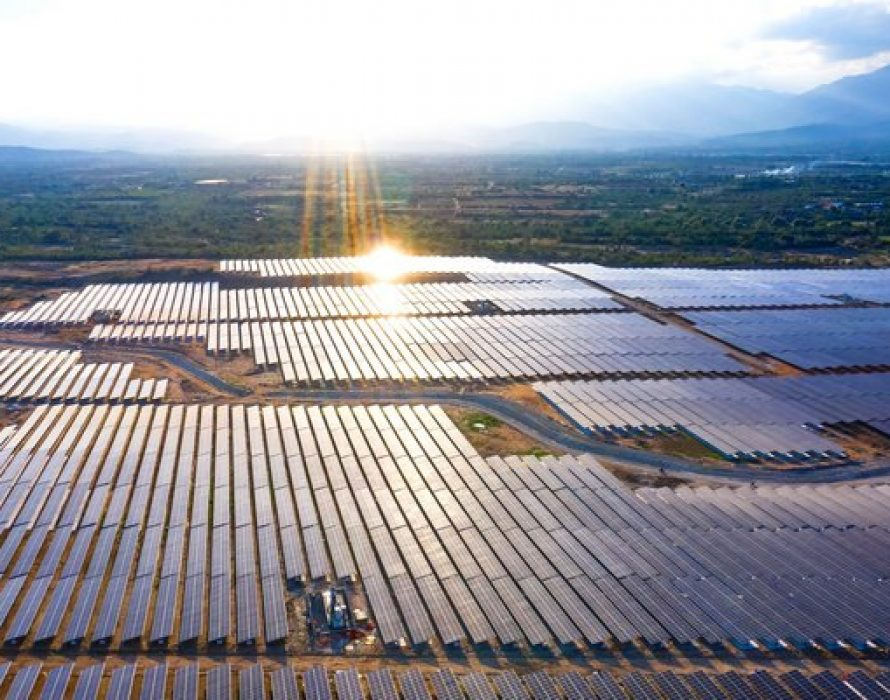 JinkoSolar Has Supplied 611MW of Tiger Bifacial Modules to Trung Nam Group in Vietnam