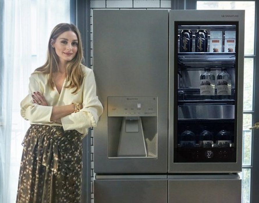 LG SIGNATURE Partners With Global Style Icon and Fashion Entrepreneur Olivia Palermo