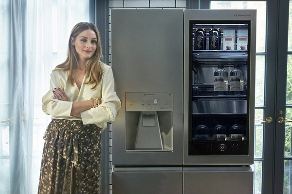 LG SIGNATURE partners with international style icon, Olivia Palermo