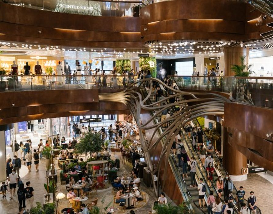 Local Shoppers Drive New Heights of 'Revenge Consumption', K11 shopping malls in Mainland China and Hong Kong SAR recorded 85% and 35% sales rebound in Q2