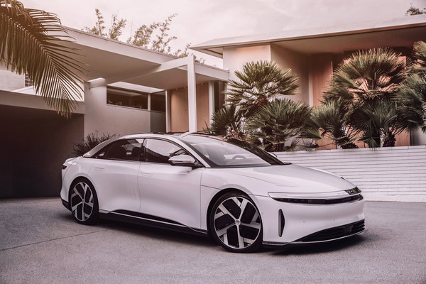 Lucid Motors has optimized interior cabin space for occupants with a miniaturized yet powerful electric powertrain, extending the philosophy of hyper-efficiency embedded in every facet of Lucid Air to deliver an unprecedented combination of range, practicality, performance, and luxury. Deliveries of this new pure-electric sedan will start in spring of 2021.