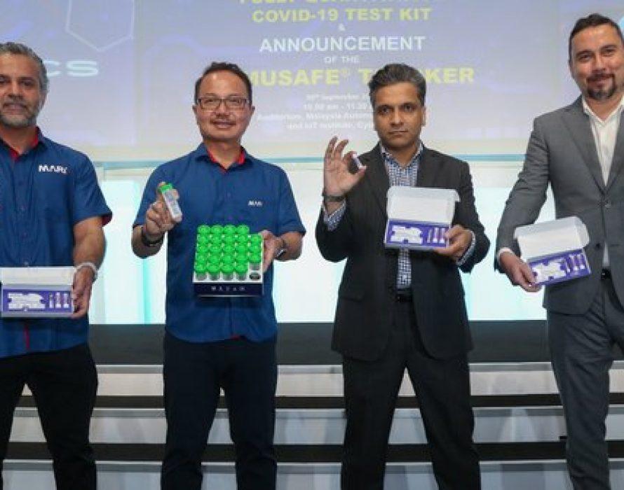 MARii and Sengenics Launch ImmuSAFE® – World's First Multi-Antigen, Epitope Specific, Fully Quantitative COVID-19 Test