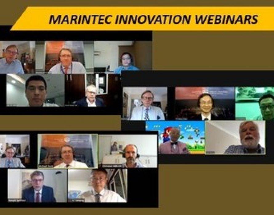 Marintec China Unveiled Marintec Innovation Series 2020 – Webinar   Virtual Expo   Conferece