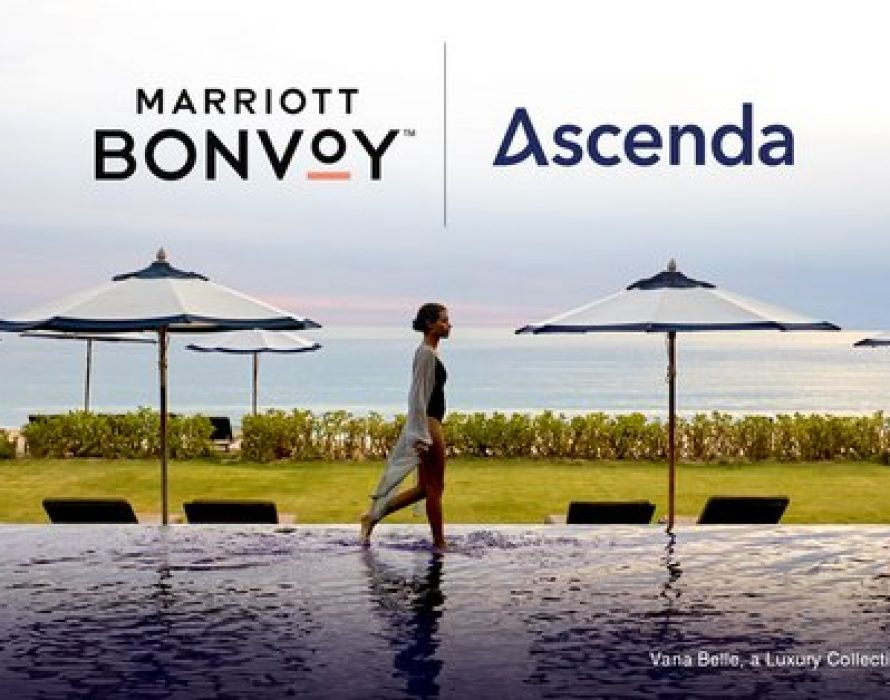Marriott Bonvoy collaborates with Ascenda to drive growth and build rewards experiences for Marriott Bonvoy Members