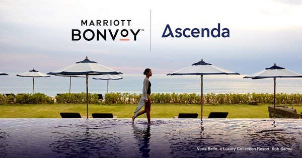 Marriott Bonvoy will integrate into Ascenda's TransferConnect platform to grow marketing and transfer partnerships with a global network of financial partners.