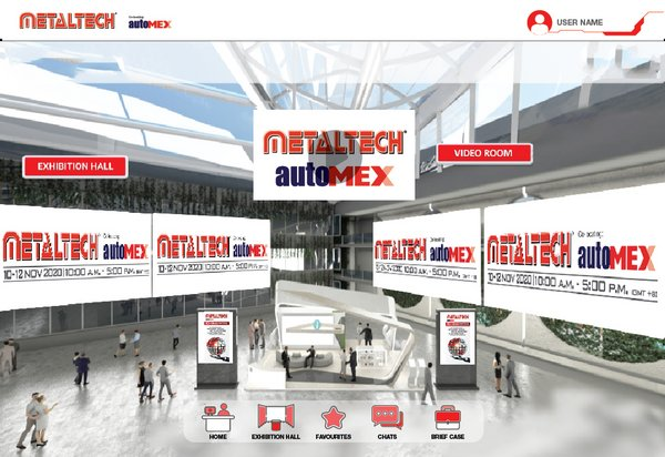 Join Malaysia's biggest manufacturing virtual exhibition with over 100 participating companies, featuring 15 major product categories in the profiles of metalworking and automation industry
