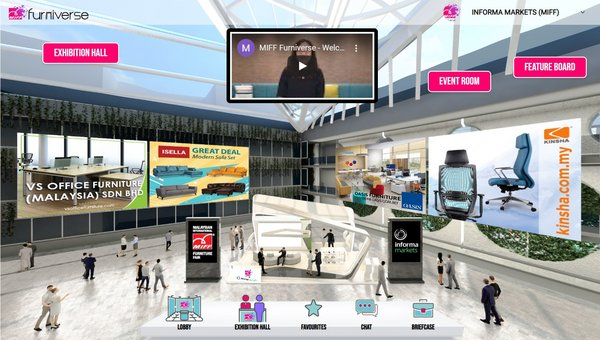 MIFF Leads Its Community to Digital Transformation Journey