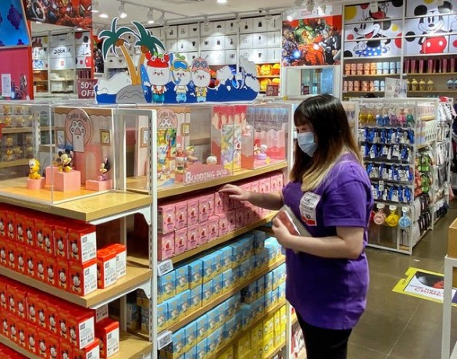 MINISO Launches Budding Pop Blind Box Collection, Delivering a Sweet Surprise to Every Customer