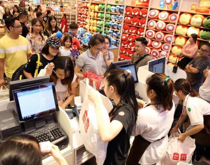 MINISO Vietnam Celebrated Its Fourth Anniversary with Over 40 Stores and 700,000 Fans