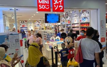 MINISO X Disney series wins over customers with high-price performance in Singapore